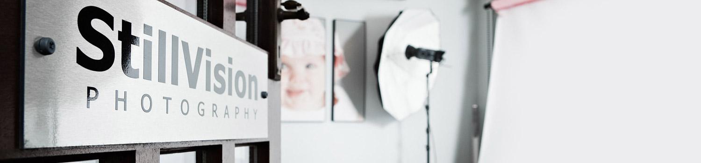 The StillVision Photography studio in Girton, Cambridge