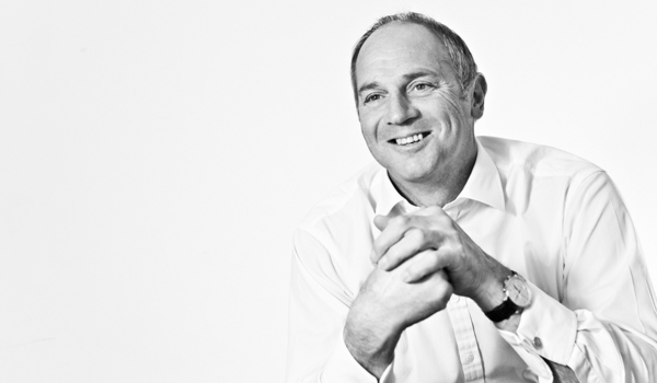 sir steve redgrave in black and white