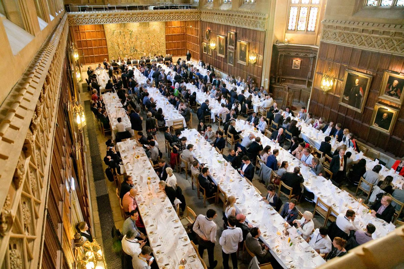 kings-college-university-of-cambridge-dinner-seated