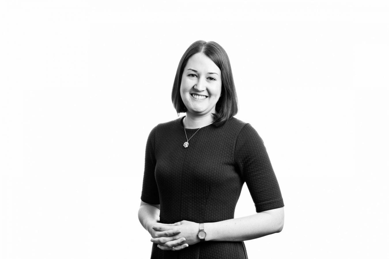 female-office-staff-portrait-studio-black-and-white
