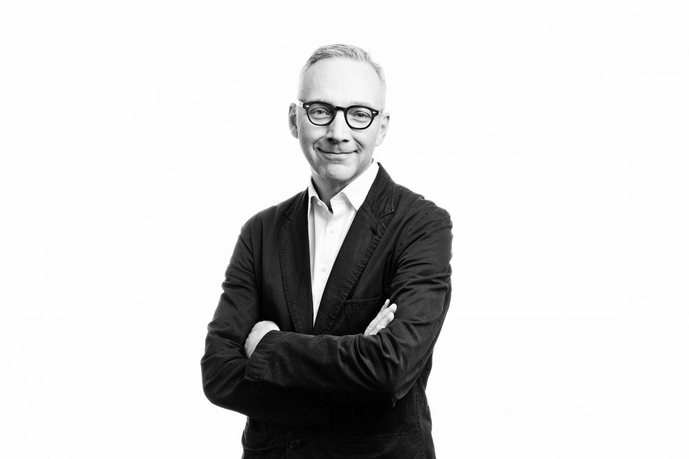 Taylor-Vinters-staff-portrait-studio-black-and-white-london-male