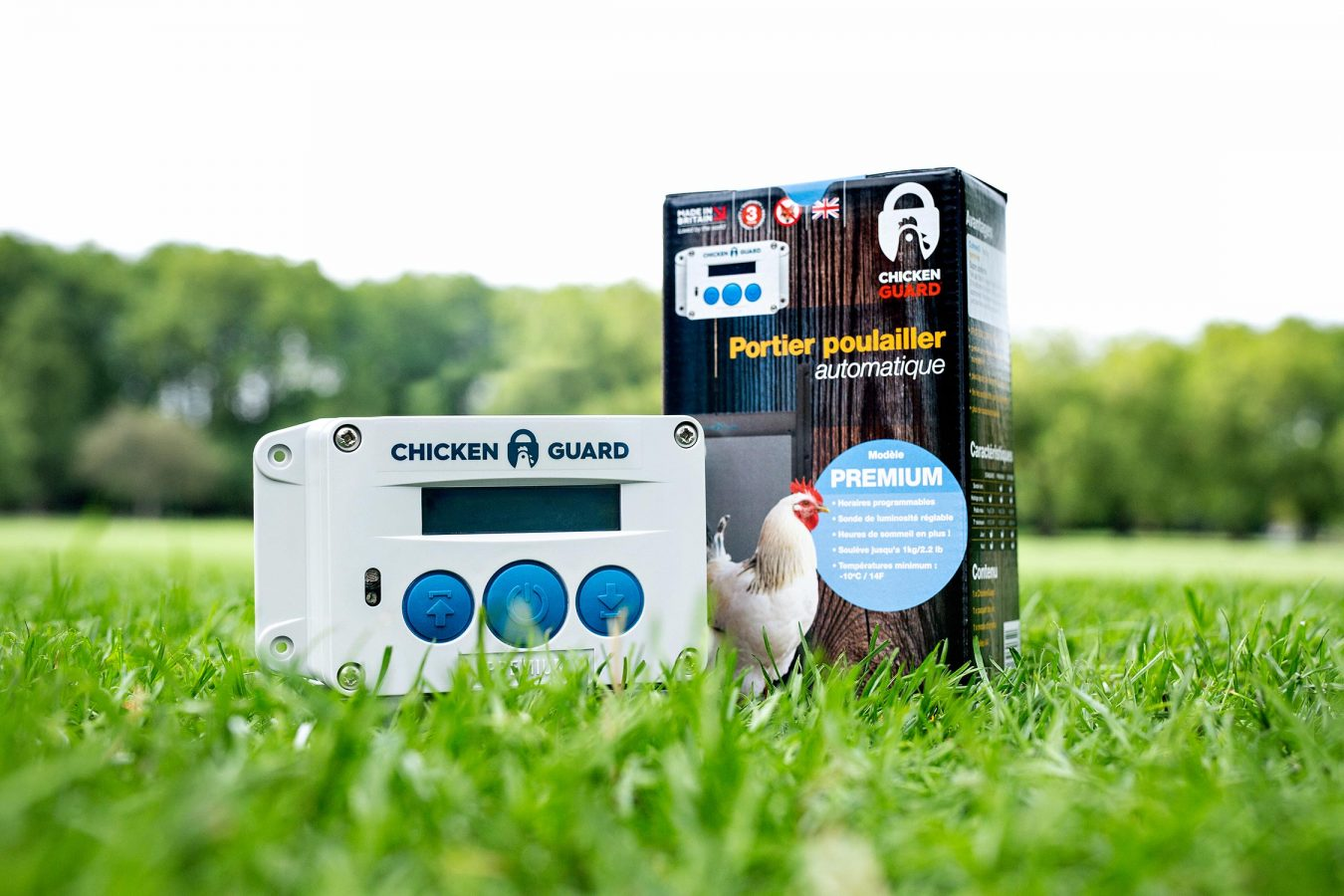 location-product-photography-for-chicken-guard