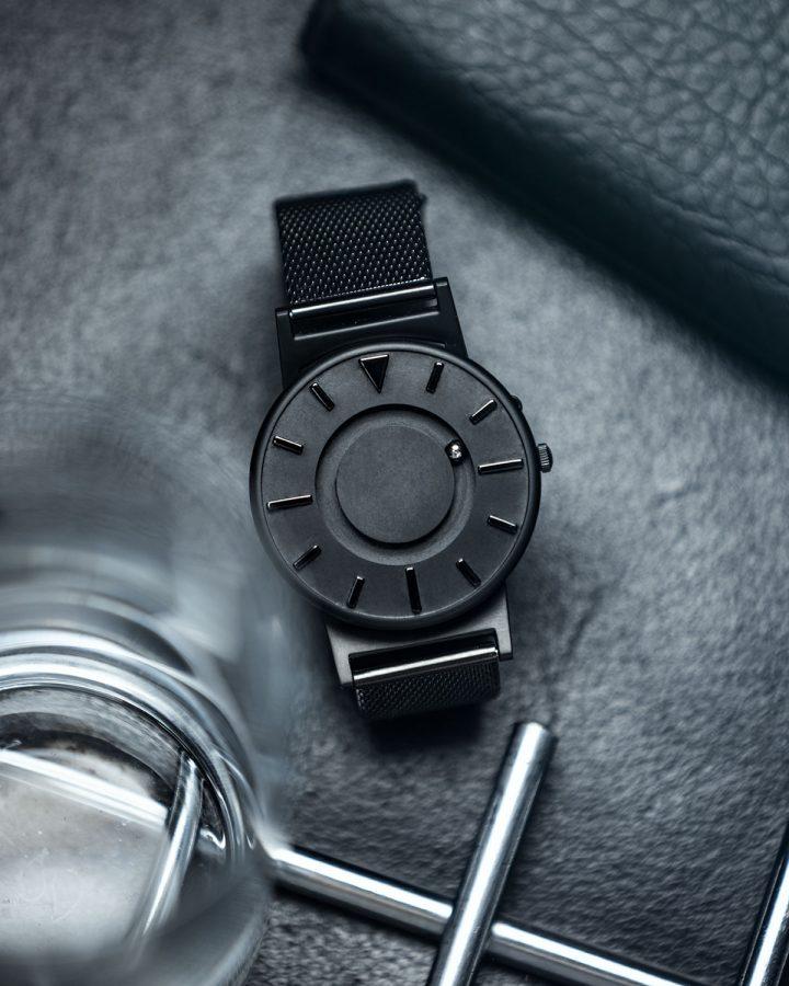 bradley-timepiece-black-titanium-product-photography