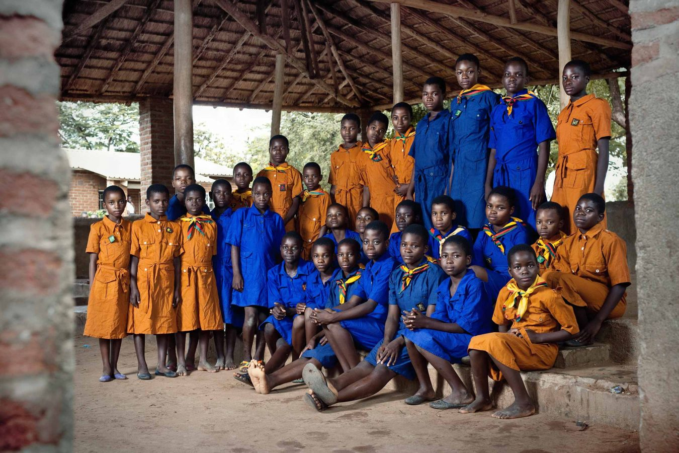 editorial-photography-malawi-colourful-girl-guides