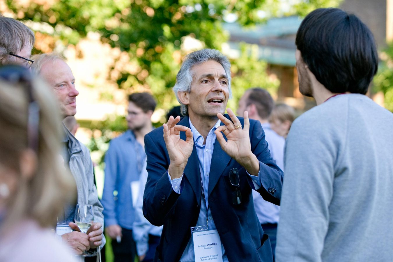 university-of-cambridge-conference-gesture