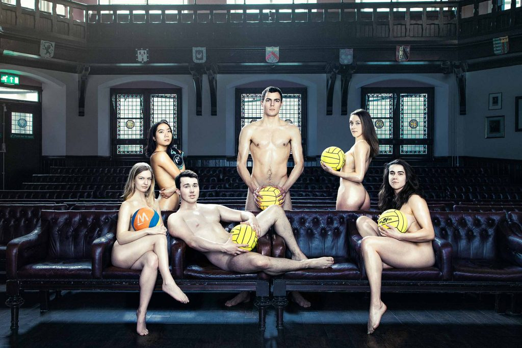 university of Cambridge naked calendar 2021